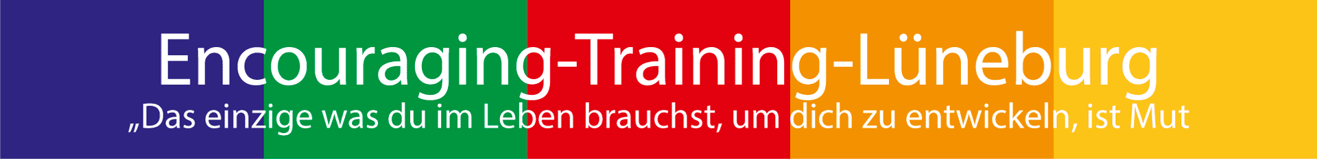 Encouraging-Training-Lüneburg